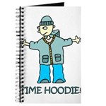 Time Hoodie Journal