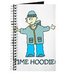Time Hoodie Journal