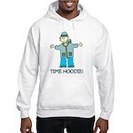 Time Hoodie Hooded Sweatshirt