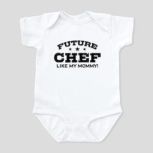 Future Chef Like my Mommy Infant Bodysuit