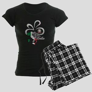 Ciao Bella Women's Dark Pajamas