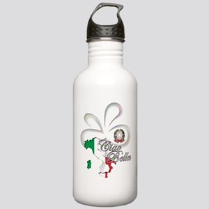 Ciao Bella Stainless Water Bottle 1.0L