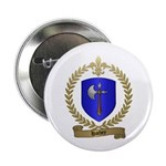 HACHEY Family Crest Button
