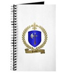 HACHEY Family Crest Journal