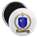 HACHEY Family Crest Magnet