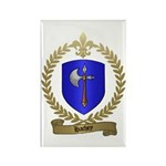 HACHEY Family Crest Rectangle Magnet