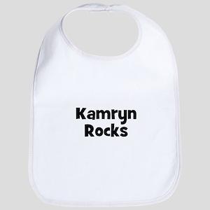 Kamryn Rocks Bib