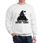 Worship Satan Claus Sweatshirt