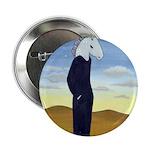 """Homo Equus 2.25"""" Button (10 pack)"""
