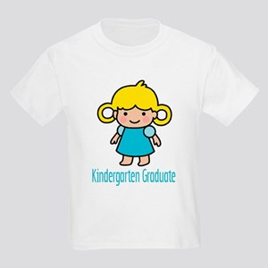 Kindergarten Graduate (Girl) Kids T-Shirt
