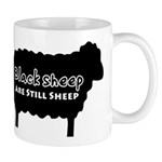 Black Sheep Are Still Sheep Mug