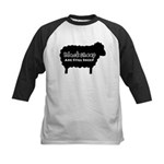 Black Sheep Are Still Sheep Kids Baseball Jersey