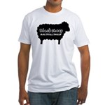 Black Sheep Are Still Sheep Fitted T-Shirt