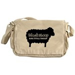 Black Sheep Are Still Sheep Messenger Bag