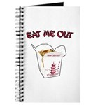 Eat Me Out Journal