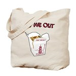 Eat Me Out Tote Bag