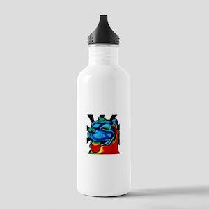 Pitbull Stainless Water Bottle 1.0L
