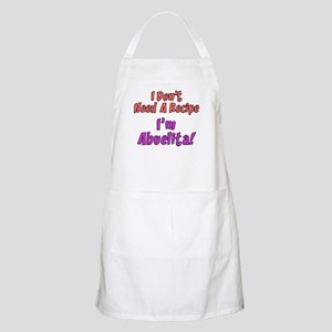 Don't Need A Recipe Abuelita Apron