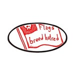 Flags Breed Hatred Patches