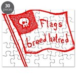 Flags Breed Hatred Puzzle