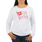 Flags Breed Hatred Women's Long Sleeve T-Shirt