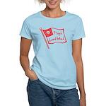 Flags Breed Hatred Women's Light T-Shirt