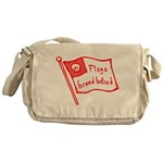 Flags Breed Hatred Messenger Bag