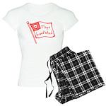 Flags Breed Hatred Women's Light Pajamas