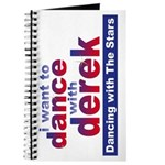I Want to Dance with Derek Journal