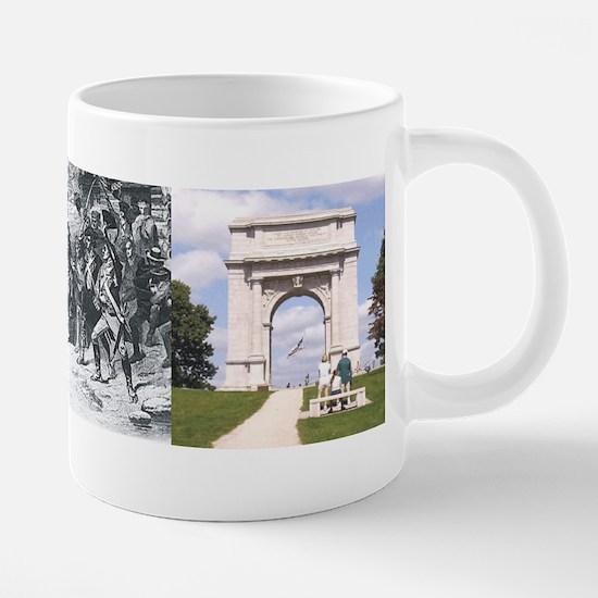 valleyforge2bcap Mugs