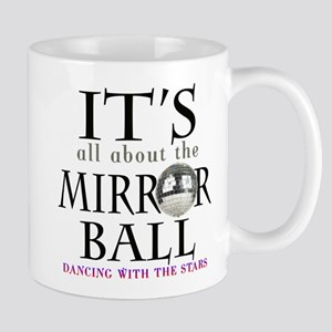 Dwts Mirror Ball Mug Mugs