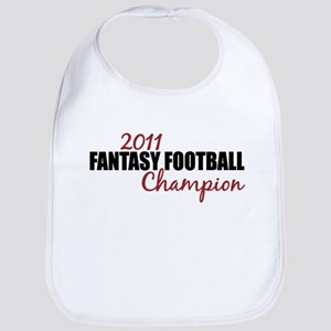 2011 Fantasy Football Champion Bib