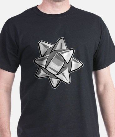 Silver Bow T-Shirt