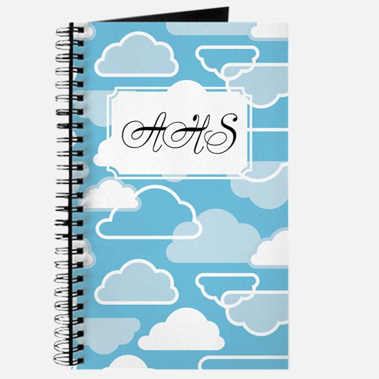 Clouds Blue Journal
