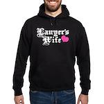 Lawyer's Wife Hoodie (dark)