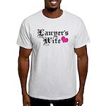 Lawyer's Wife Light T-Shirt
