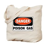 Poison Gas Tote Bag
