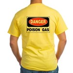 Poison Gas Yellow T-Shirt