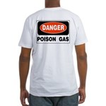 Poison Gas Fitted T-Shirt