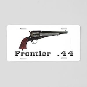 Remington Frontier .44 Aluminum License Plate