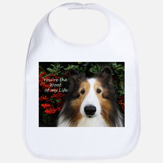 You're the woof of my Life Bib
