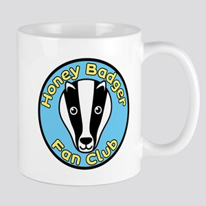 Honey Badger Fan Club Mug