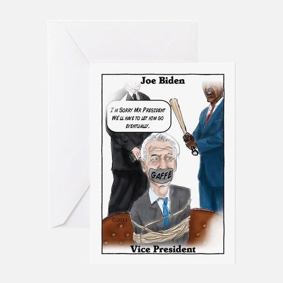 """Crazy Uncle Joe 2"" Greeting Card"