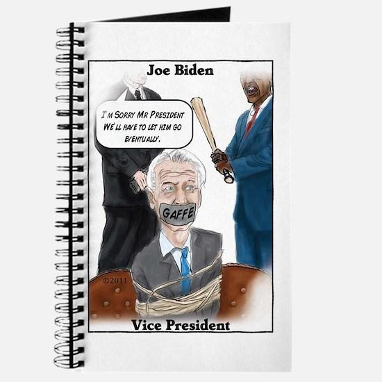 """Crazy Uncle Joe 2"" Journal"