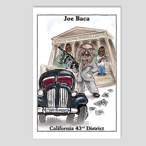"""""""Baca 2"""" Postcards (Package of 8)"""