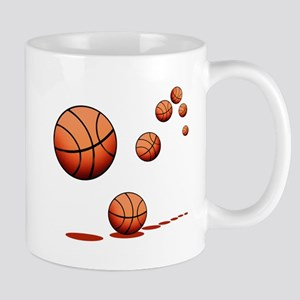 Basketball (A) 11 oz Ceramic Mug