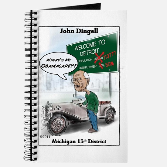 """Dingle 2"" Journal"