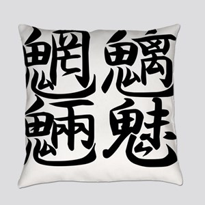 Chimimouryou Everyday Pillow