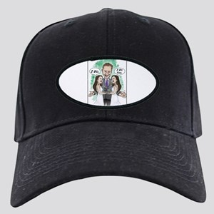 """Shumlin 2"" Black Cap"