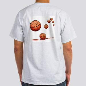 Basketball (A) Light T-Shirt